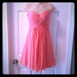 XSmall Coral Pink Dress 👗